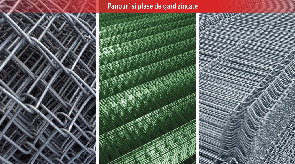 panouri-si-plase-de-gard-zincate